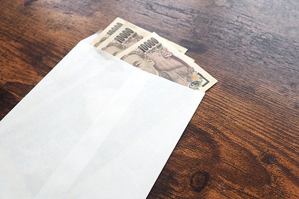 お金借りるの画像